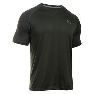 Under Armour Tech T-Shirt Artillery Green / Steel / Steel