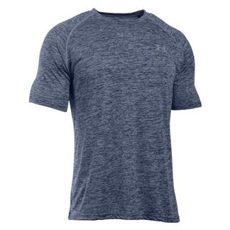 Under Armour Tech T-Shirt Academy / Steel / Steel