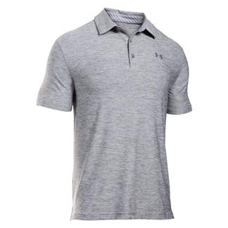 Under Armour Playoff Polo True Gray Heather / True Gray Heather / Graphite