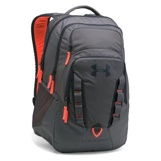 Under Armour Storm Recruit Backpack Graphite / Graphite / Stealth Gray