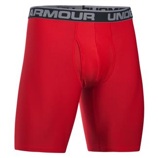 "Under Armour Original Series 9"" Boxerjock Red / Steel"