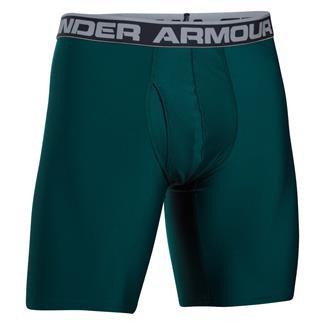 "Under Armour Original Series 9"" Boxerjock Arden Green / Steel"