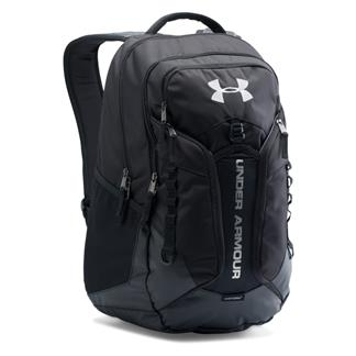 Under Armour Storm Contender Backpack Black / Steel / Steel
