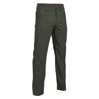 Under Armour Storm Covert Tactical Pants Downtown Green / Artillery Green