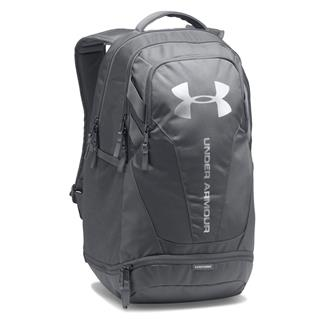 Under Armour Hustle 3.0 Backpack Graphite / Graphite / Silver