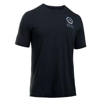 Under Armour Freedom By Sea T-Shirt Black / Steel