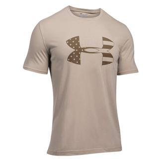 Under Armour Freedom Tonal BFL T-Shirt Desert Sand / Coyote Brown
