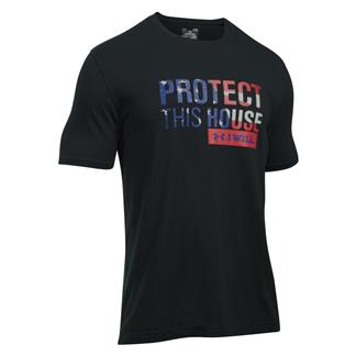 Under Armour Protect This House 2.0 T-Shirt Black / Red