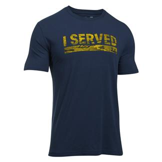 Under Armour Freedom I Served 2.0 T-Shirt Midnight Navy / Taxi