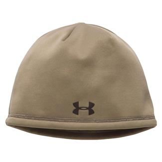 Under Armour Camo Outdoor Fleece Beanie Bayou / CANNON