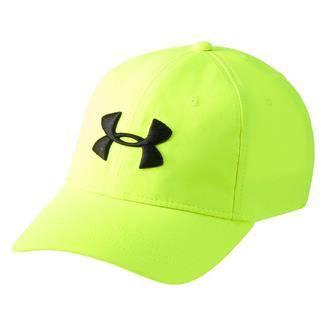 Under Armour Camo Cap 2.0 High / Vis Yellow / Black