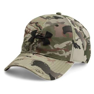 Under Armour Camo Cap 2.0 Ridge Reaper Barren / Black