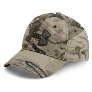 Under Armour Camo Big Flag Logo Cap Ridge Reaper Barren / Maverick Brown / Bayou