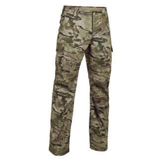 Under Armour Storm Tactical Camo Patrol Pants Ridge Reaper Barren / Desert Sand