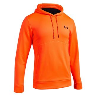 Under Armour Tactical Hi-Vis Hoodie Blaze Orange / Reflective