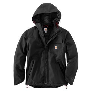 Carhartt Insulated Shoreline Jacket Black