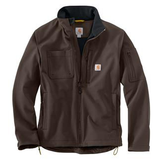 Carhartt Rough Cut Jacket Dark Coffee