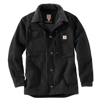 Carhartt Full Swing Chore Coat Black