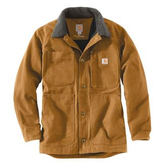 Carhartt Full Swing Chore Coat Carhartt Brown