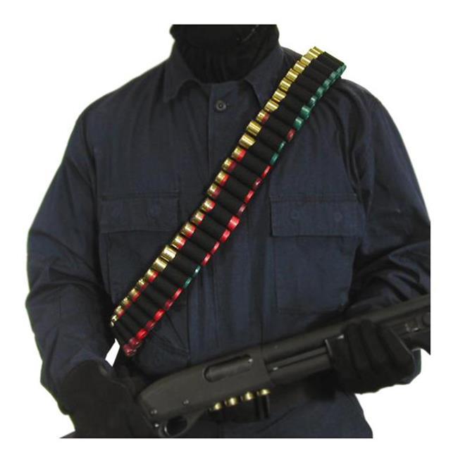 Blackhawk Shotgun Bandoleer Black