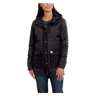 Carhartt Amoret Coat Black
