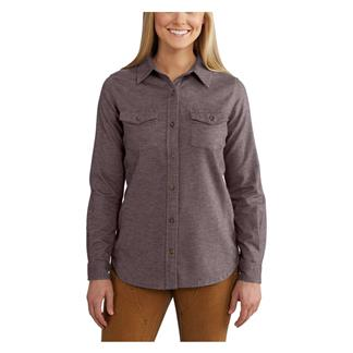 Carhartt Rugged Flex Hamilton Solid Shirt Sparrow