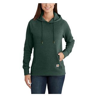 Carhartt Avondale Pullover Sweatshirt Canopy Green Heather