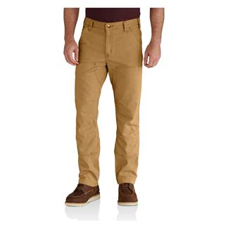 Carhartt Rugged Flex Rigby Double Front Pants Hickory