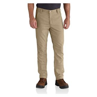 Carhartt Rugged Flex Rigby Straight Fit Pants Dark Khaki