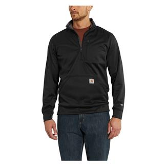 Carhartt Force Extremes 1/2 Zip Sweatshirt Black