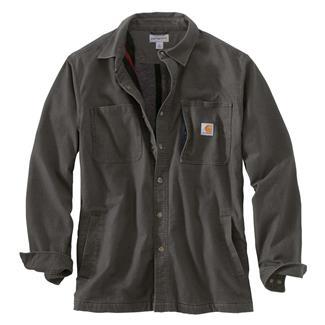 Carhartt Rugged Flex Rigby Shirt Jac Peat