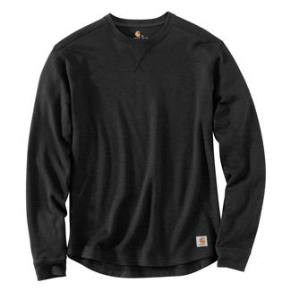 Carhartt Tilden Long Sleeve Crewneck Black