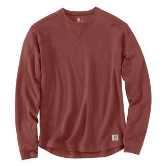 Carhartt Tilden Long Sleeve Crewneck Sable