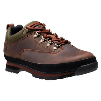 Timberland Euro Hiker Low Dark Brown