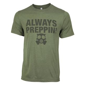 TG Always Preppin T-Shirt Olive