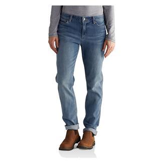 Carhartt Tomboy Fit Benson Jeans Stonewash