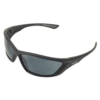 Bolle Swat Shiny Black (frame) - Smoke (lens)