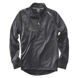 Timberland PRO Understory 1/4 Zip Fleece Top Medium Heather Gray