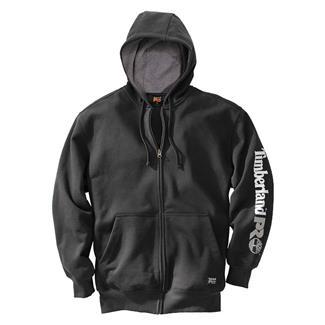 Timberland PRO Hood Honcho Full Zip Hoodie Jet Black
