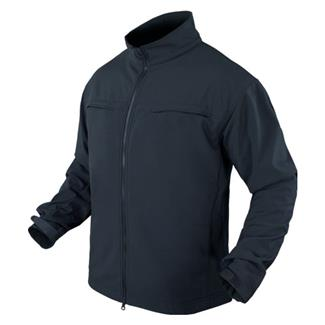Condor Covert Softshell Jacket Navy Blue