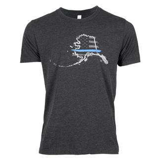 TG TBL Alaska T-Shirt Charcoal Black