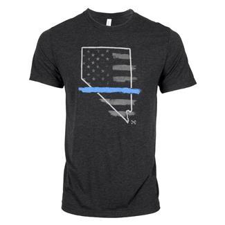 TG TBL Nevada T-Shirt Charcoal Black