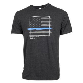 TG TBL New Mexico T-Shirt Charcoal Black