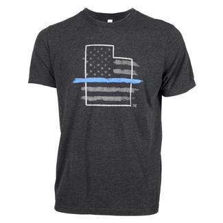 TG TBL Utah T-Shirt Charcoal Black