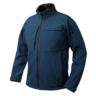 Vertx Downrange Softshell Jacket Bering Blue