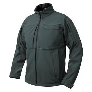 Vertx Downrange Softshell Jacket Slate Gray