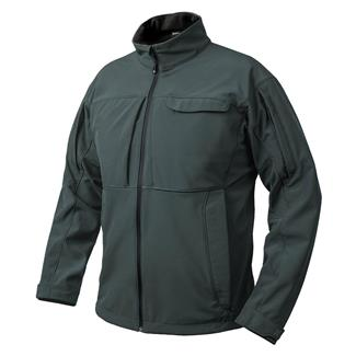 Vertx Downrange Softshell Jacket Slate Gray