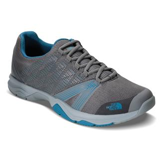 The North Face Litewave Ampere II Zinc Gray / Seaport Blue