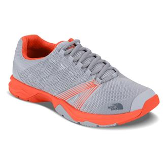 The North Face Litewave Ampere II High Rise Gray / Nasturtium Orange