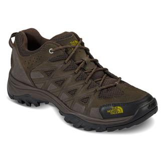 The North Face Storm III Coffee Brown / Antique Moss Green